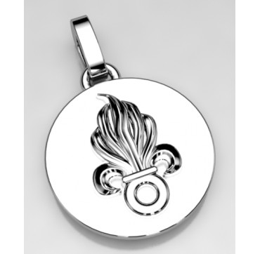 Médaillon Légion Etrangère